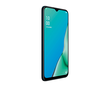 OPPO A5 2020 斜め正面