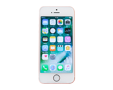 iPhone SE 16GB 正面